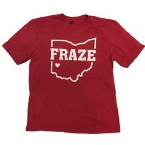 Ohio I (Heart) Fraze T-Shirt