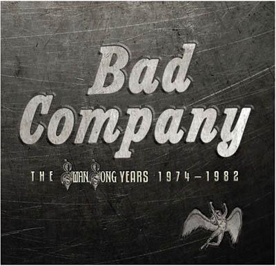 Bad Company - Swan Song Years