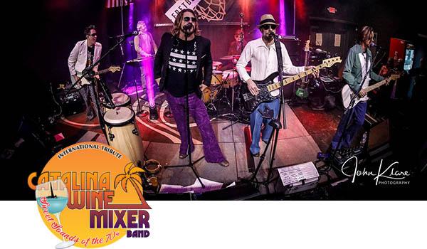 Catalina Wine Band Mixer