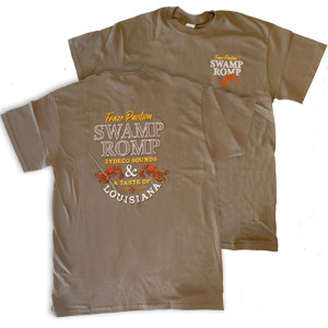 Swamp Romp T-Shirt